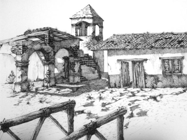 Tinta: Abandono