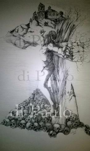 Tinta: Crucifix