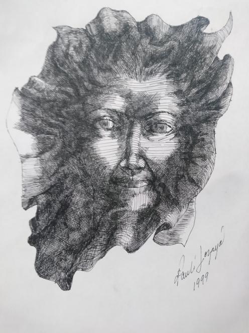 Tinta: Máscara