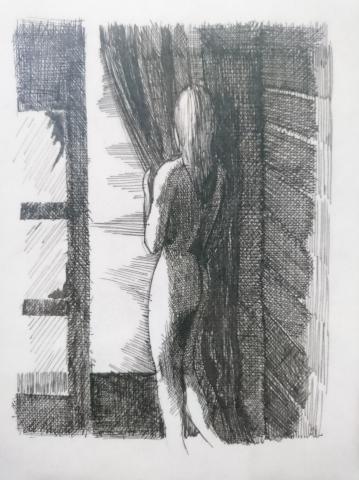 Tinta: La ventana