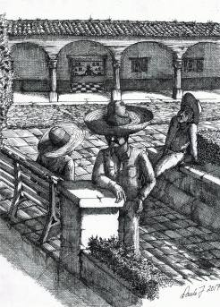 Serenata en la plaza