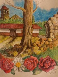 Las flores del pueblo