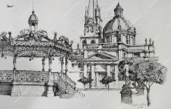Guadalajara´s Cathedral